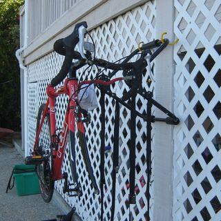Cheap & easy bike workstand