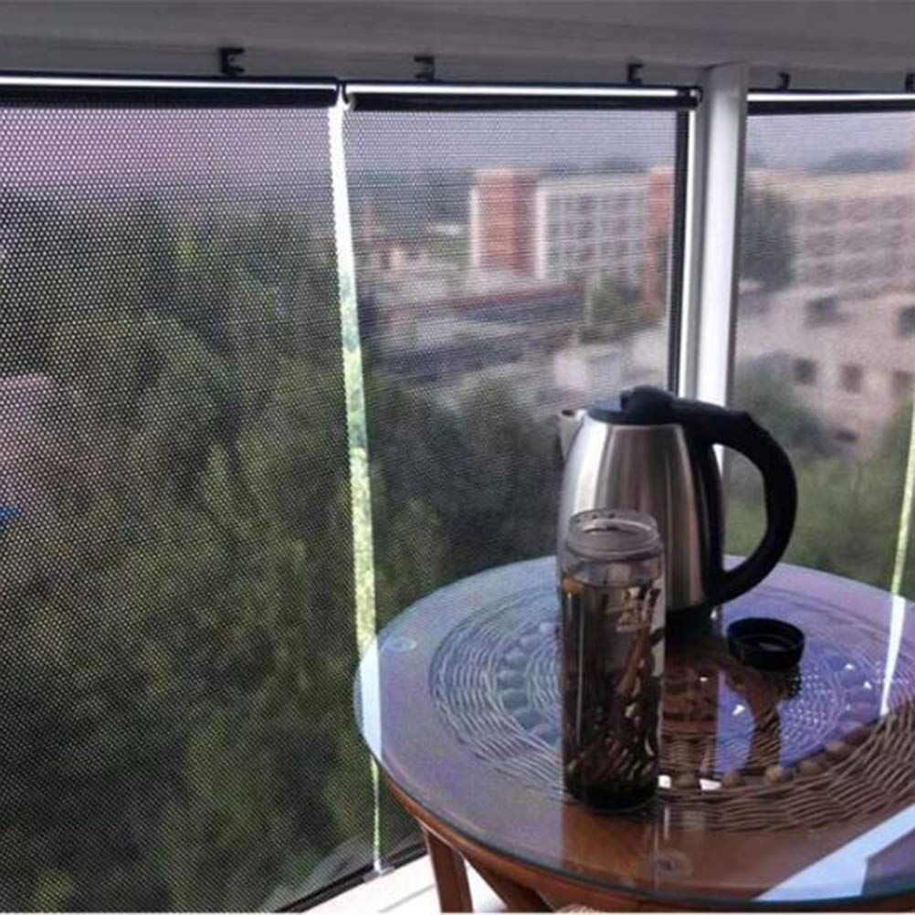 Vosarea FreePerforated Balcony Suction Cup Sunshade