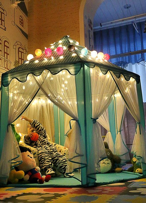 Korea hexagonal child princess tent game house indoor and outdoor large castle house dollhouse baby Free & Korea hexagonal child princess tent game house indoor and outdoor ...