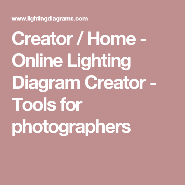 creator home online lighting diagram creator tools for