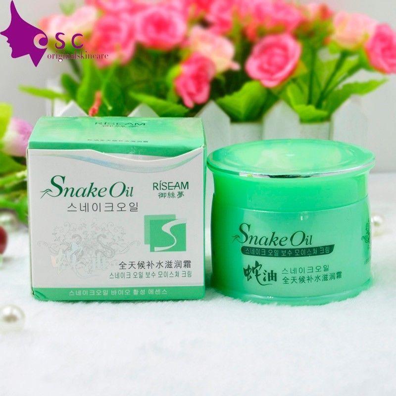 Unisex Snake Oil Moisturizer Snake Cream For Wrinkles Chinese Face Cream Skin Ca #Snakeoil