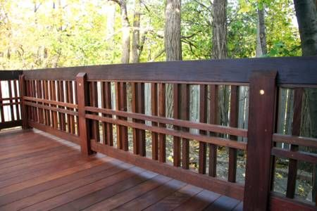 Deck Railing Ideas | To View Our Portfolio In Flash, Categorized By Project  Location Click