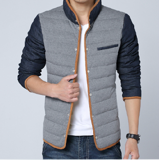 Men's Street style jacket for Fall and Winter. | Vacays ...