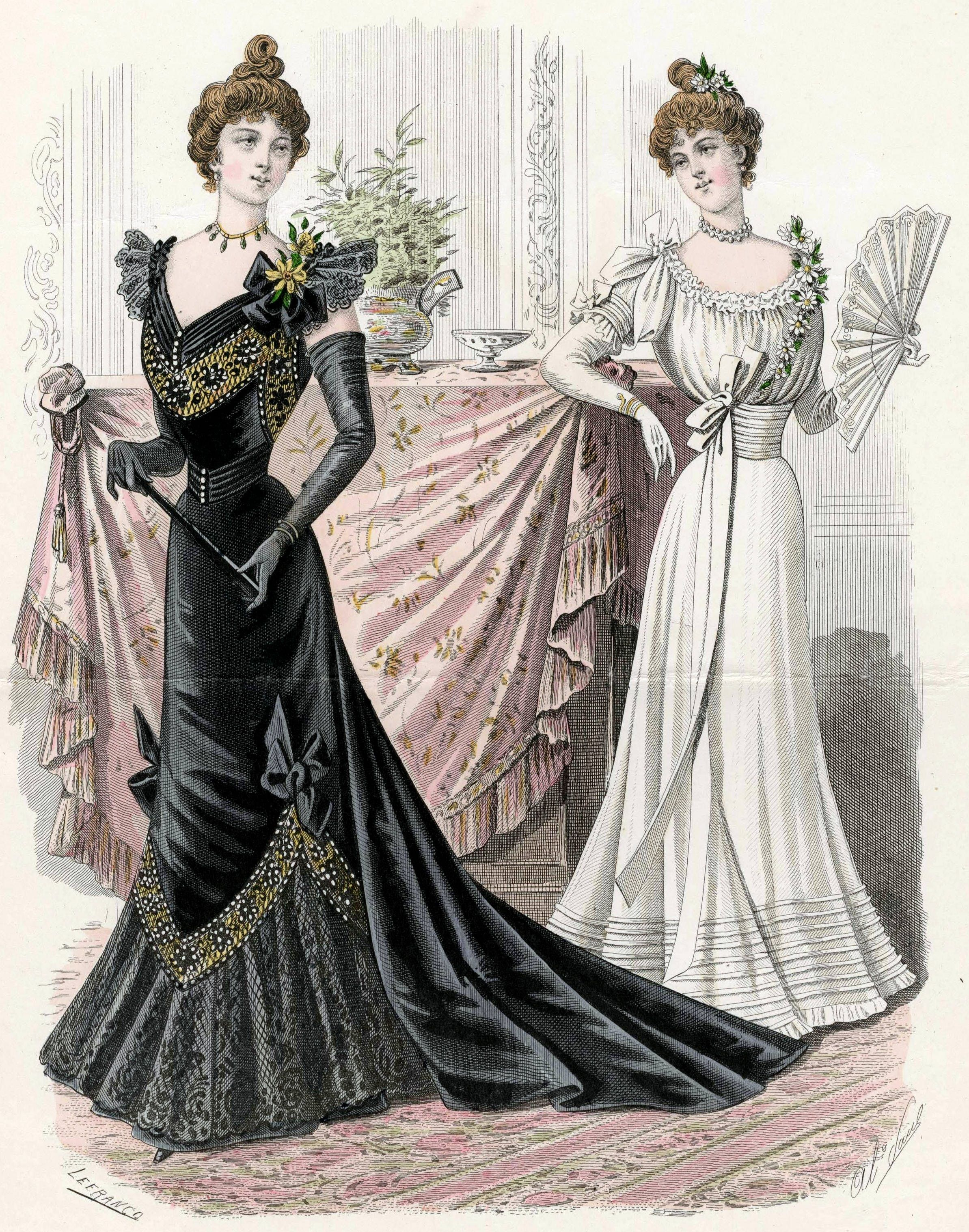 1900s Clothing for Women | victorian fashion | Vintage ...