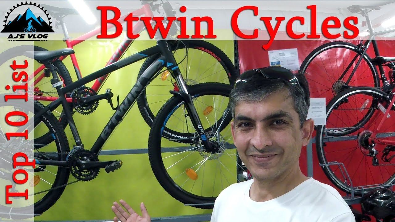 Top10 Btwin Cycles 2019 Ajsvlog Indian Cycling Vlog With