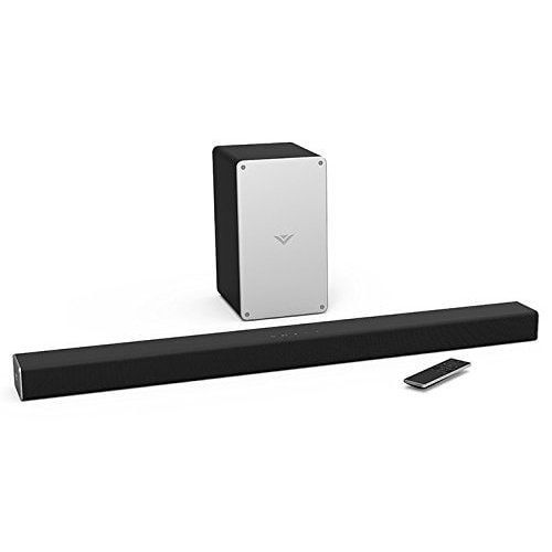 Vizio SmartCast 2.1 Sound Bar Speaker - Placement: Table Mountable, Wall Mountable - Wireless Speaker