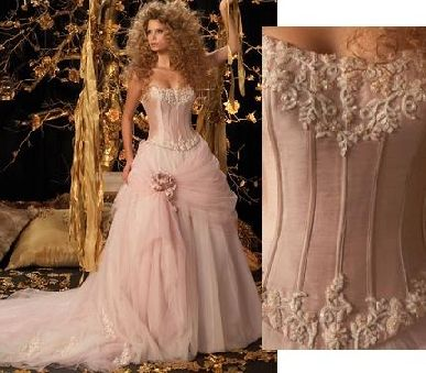 Victorian Corset Wedding Gowns With Images Victorian Wedding
