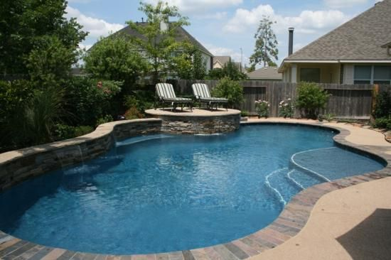 Pools With Hydrazzo Pacific Blue Finish Hydrazzo Mediterranean Blue Pool Colors Pool Remodel Pool Houses