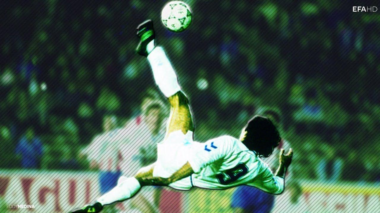 Hugo Sanchez El Pentapichichi Del Madrid Mejores Goles Jugadas Hd Mexico S 5timescoringchampion With Real Madrid Approves T Real Madrid San Siro Madrid