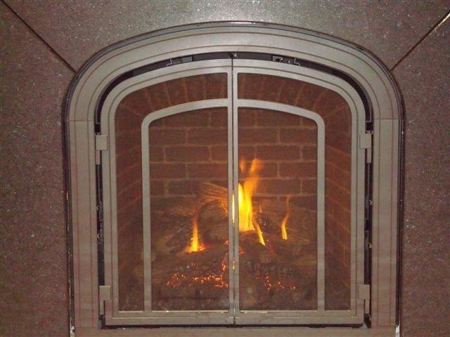 M-50 Mendota Direct Vent Gas Fireplace, Rettinger Fireplace ...