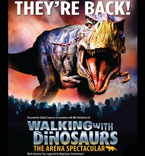 Walking with Dinosaurs - The Arena Spectacular photo