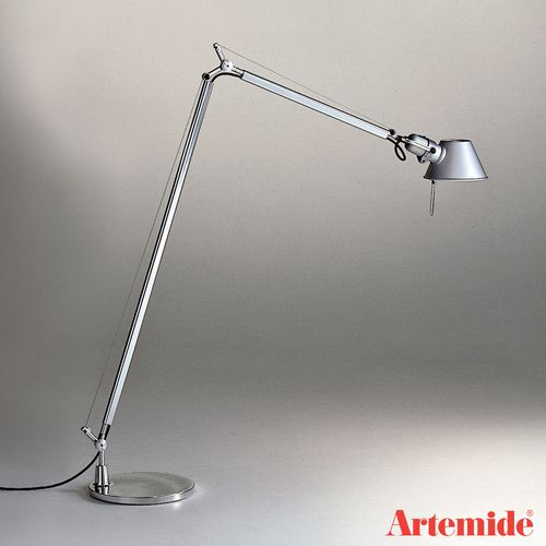 Artemide Tolomeo Reading Floor Lamp Reading Lamp Floor Lamp Diy Floor Lamp