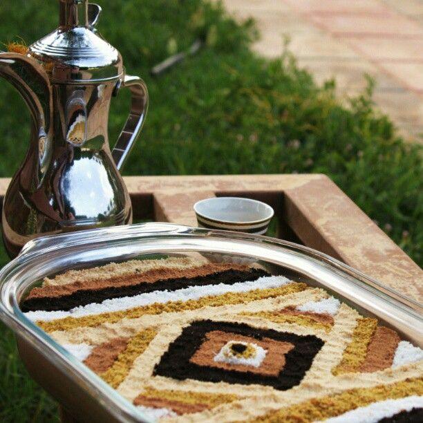 Hanooofh On Instagram قهوه وحلا جنة الدنيا P Comida Arabe