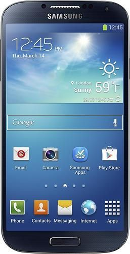 Samsung - Galaxy S 4 4G Mobile Phone...      $799.99