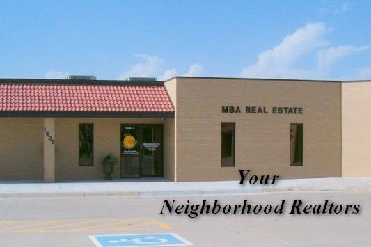 MBA Real Estate 1805 E. Mary St., Suite A Garden City, KS