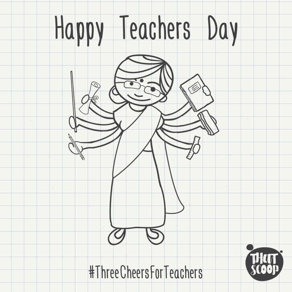 Http www thatscoop com teachers day sketches