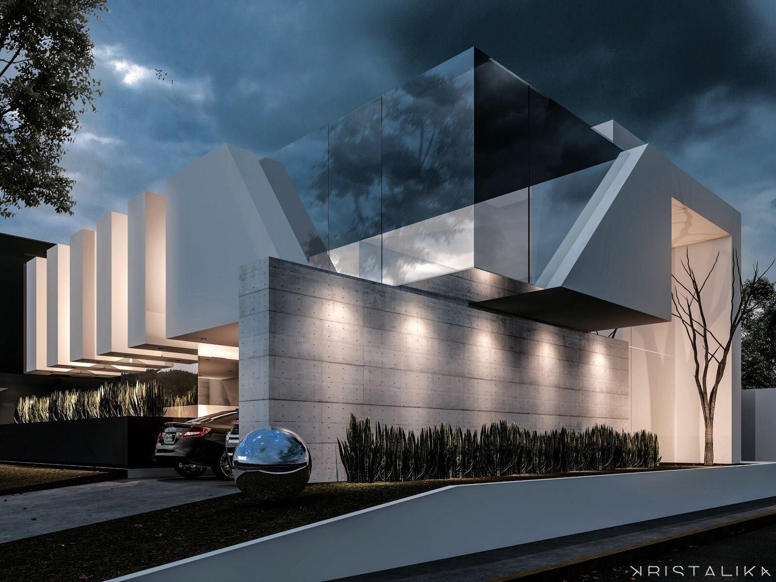 Resultado de imagem para kristalika casas modernas en for Design minimalista
