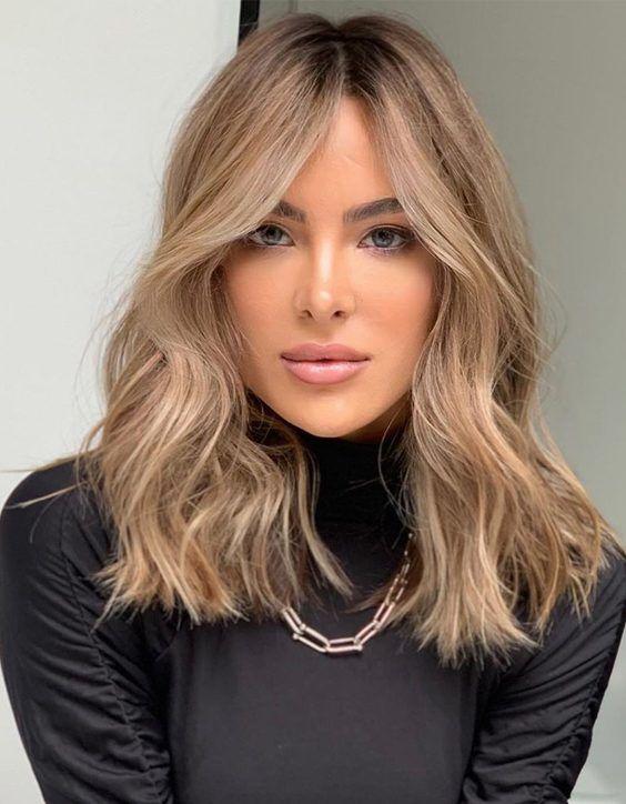 Fabulous Blonde Hair Ideas for Medium Hair In 2020