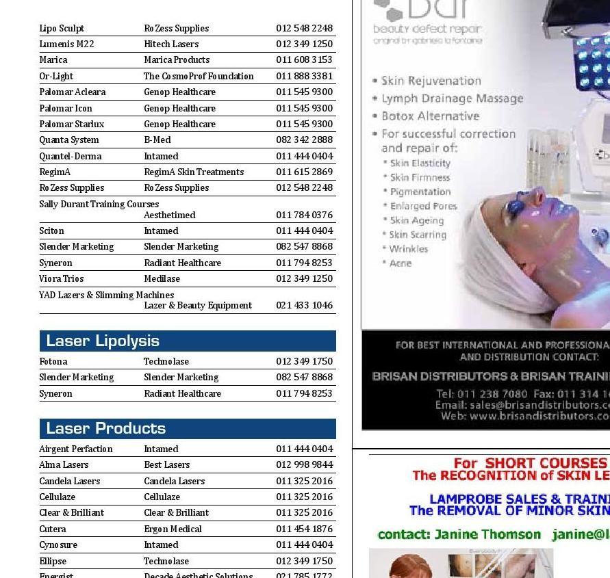 Medical aesthetics directory medical aesthetic botox