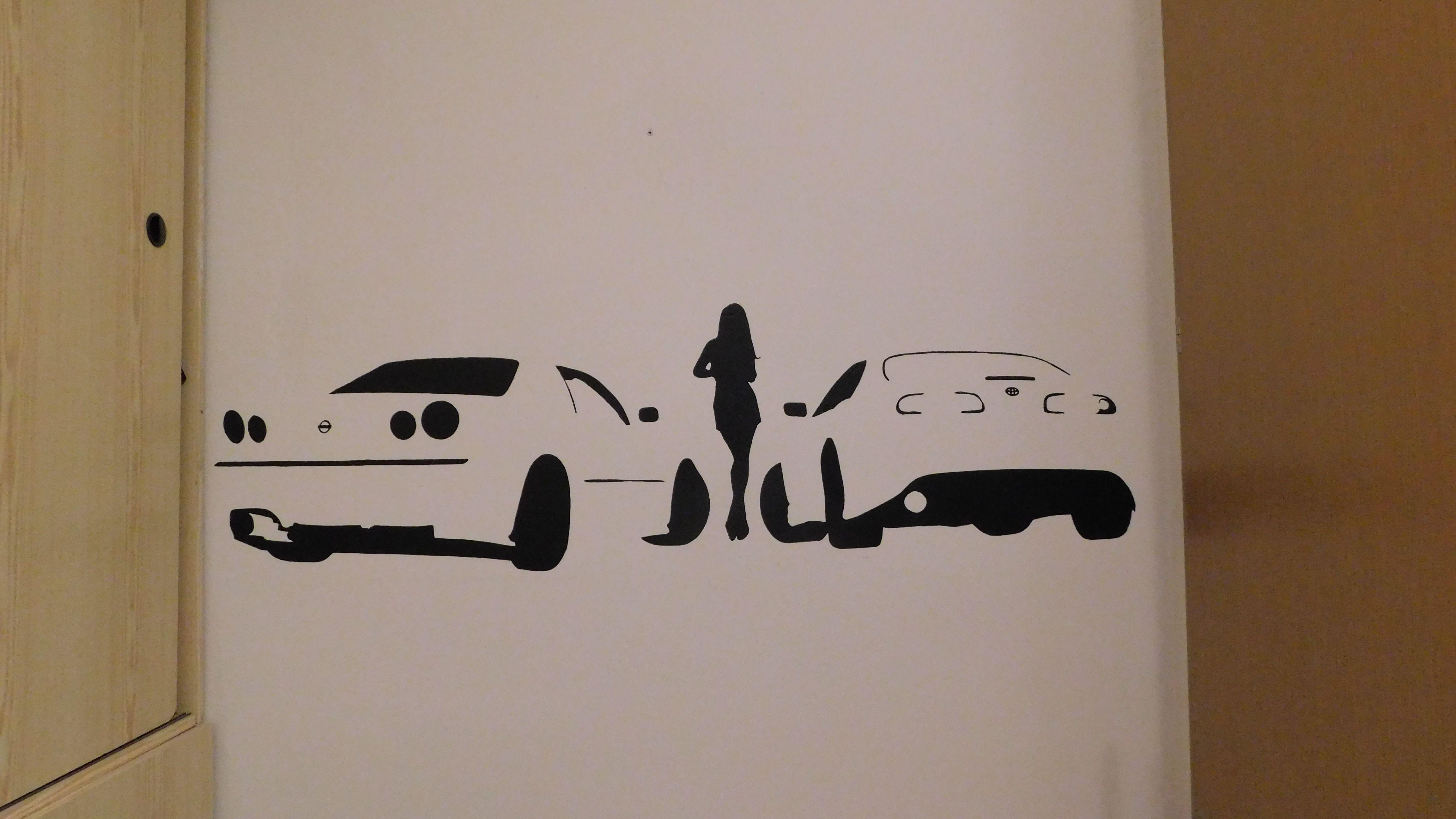 art of wall