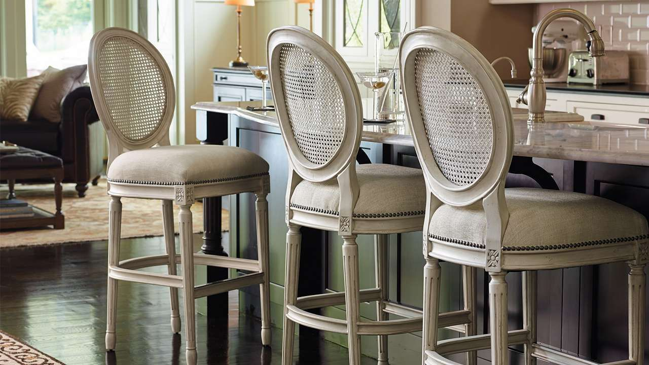 Ludlow Bar And Counter Stools Frontgate Counter Stools Stool