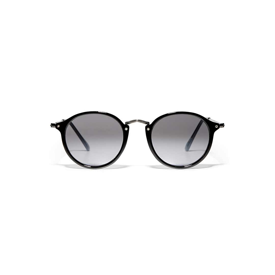 Celik round sunglasses