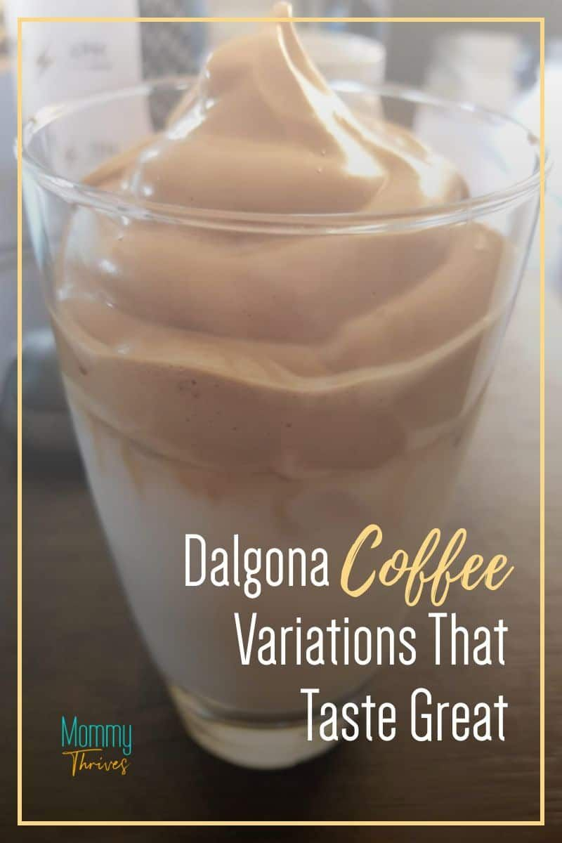 Dalgona coffee variations to use up your instant coffee
