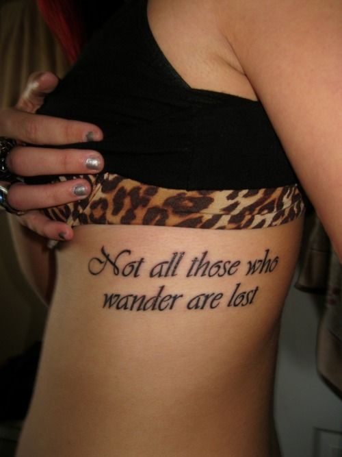 Not All Those Who Wander Are Lost Tattoo Men Not All Those Who Wander Are Lost My Favorite Quote Lost Tattoo Shakespeare Tattoo Tattoos
