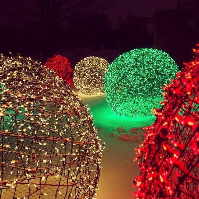 Die besten 25 led weihnachtsbeleuchtung ideen auf - Moma weihnachtskugeln ...