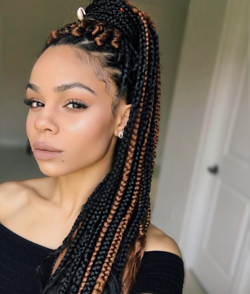 Pin by Tasha Westbrook on Braids \u0026 Twists in 2019