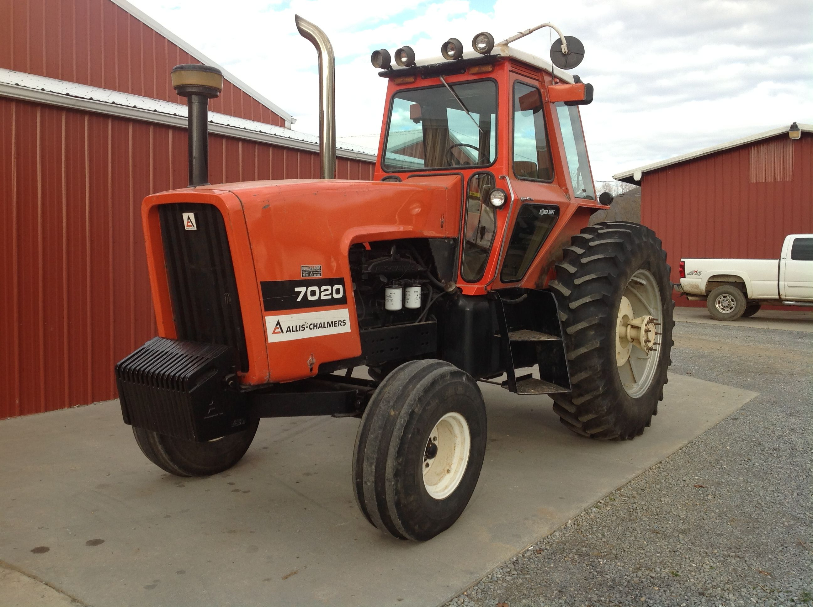 7020 Allis Chalmers Google Search Tractors Made In West Allis