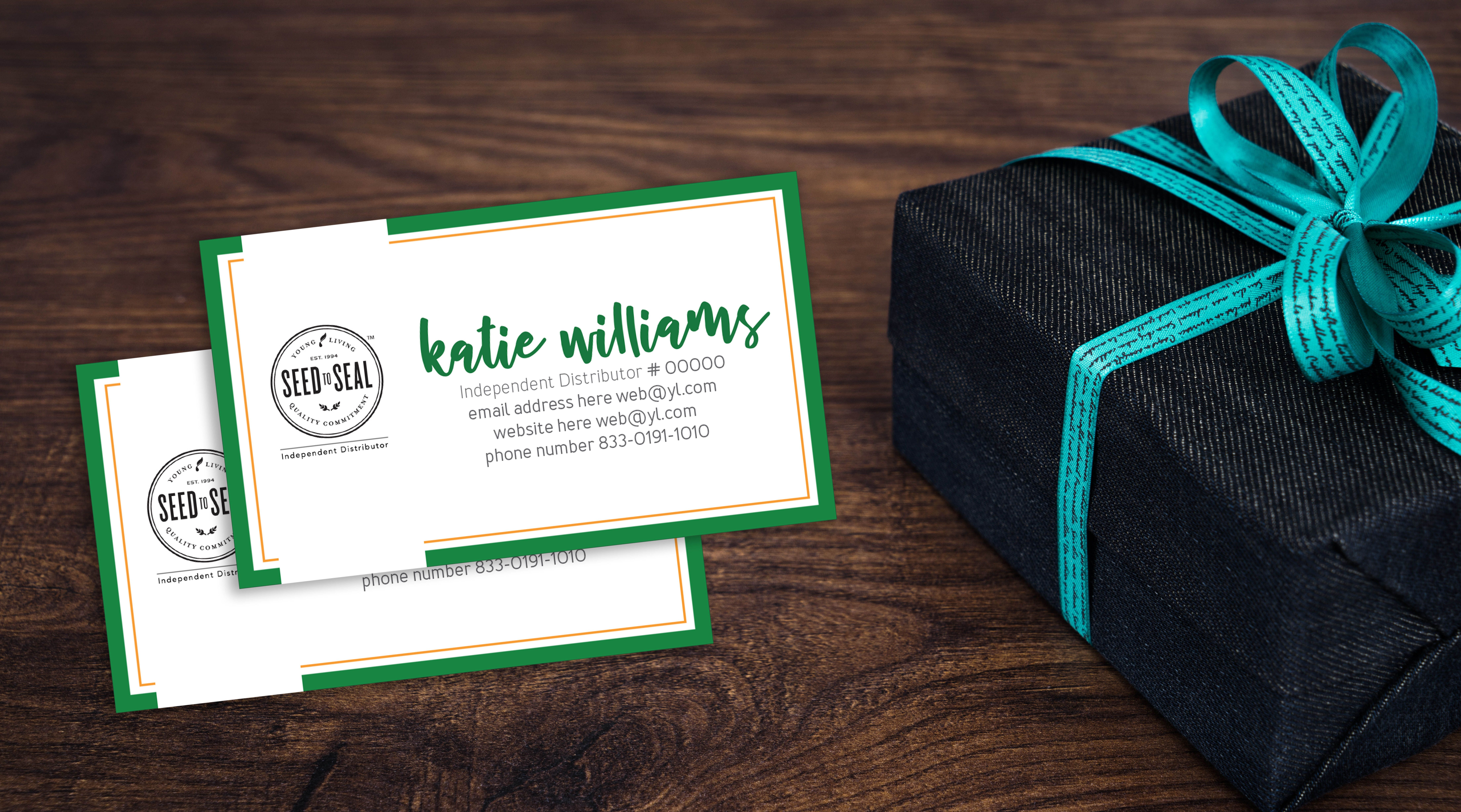 Mlm young living business card options women social mlm young living business card options colourmoves Gallery