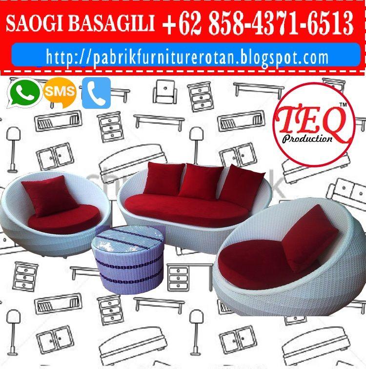 Furniture Rotan Lampung Furniture Rotan Malang Furniture