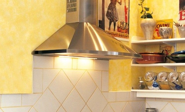 Cuisine  comment installer une hotte aspirante ? - pose d une hotte decorative