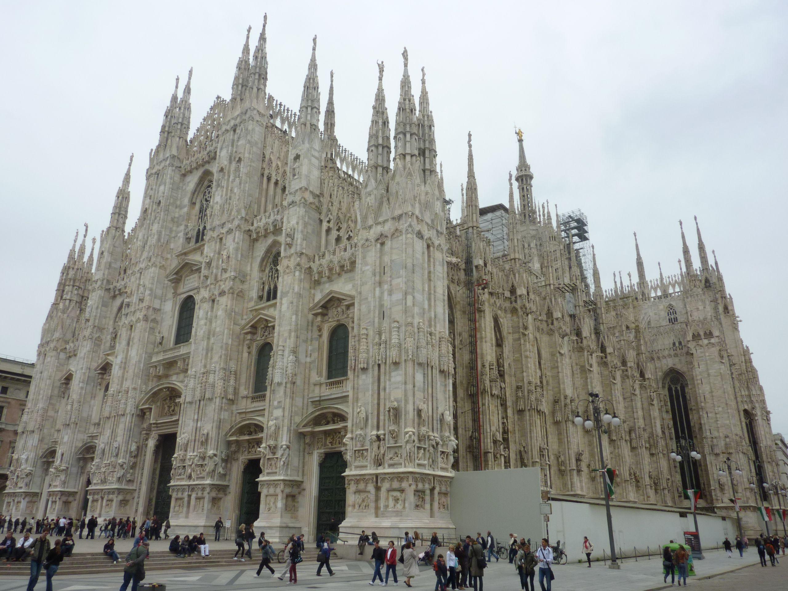 Dôme Cathédrale de Milan