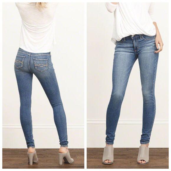 Size 6 short leg skinny jeans