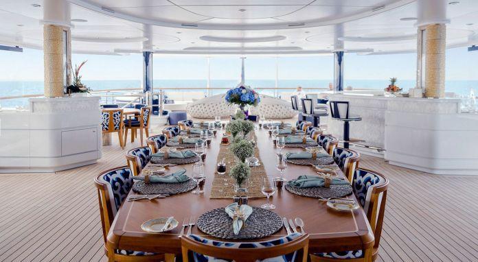 Deck Dining Area