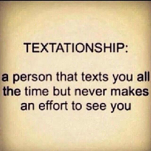 I Have So Many Of These But I M Happy That Atleast We Get To Talk Thru Text I Dun Think It S Lack Of Effort It S Lack Of Time