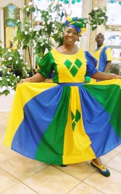 Image Result For St Vincent And The Grenadines National