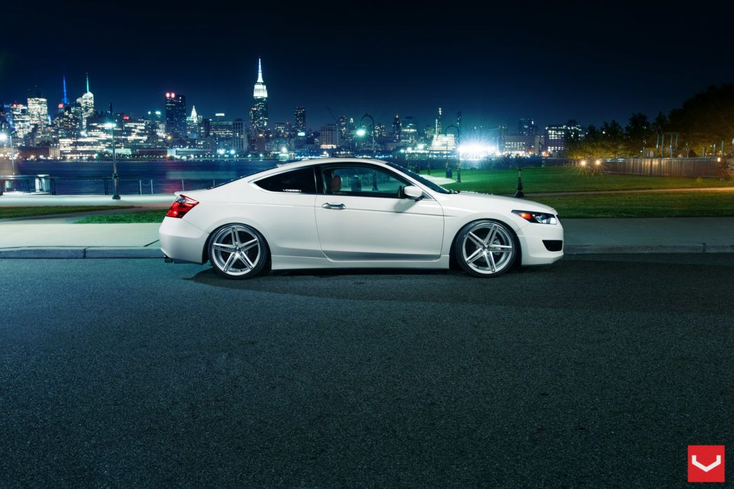 Honda Accord Vossen CV5 in 2020 Honda accord, Vossen