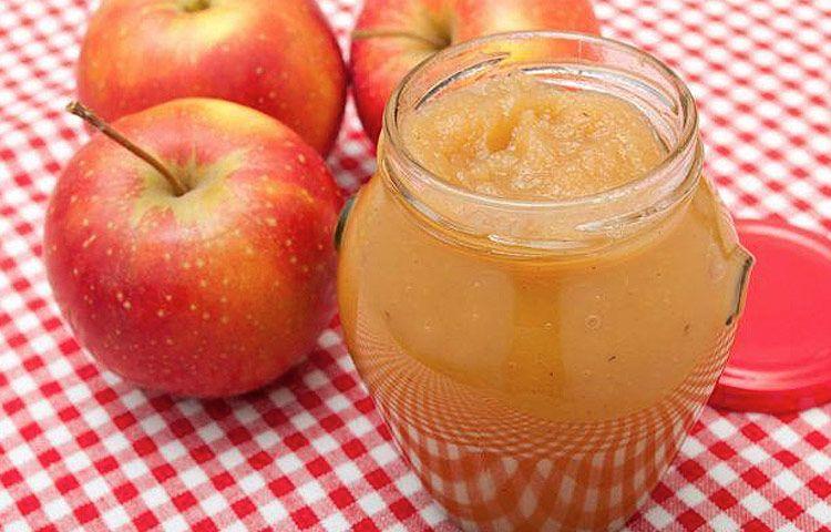 Receta De Cocina Mermelada De Manzanas Preparación Paso A Paso Receta Mermelada De Manzana Jalea De Manzana Comida Chilena