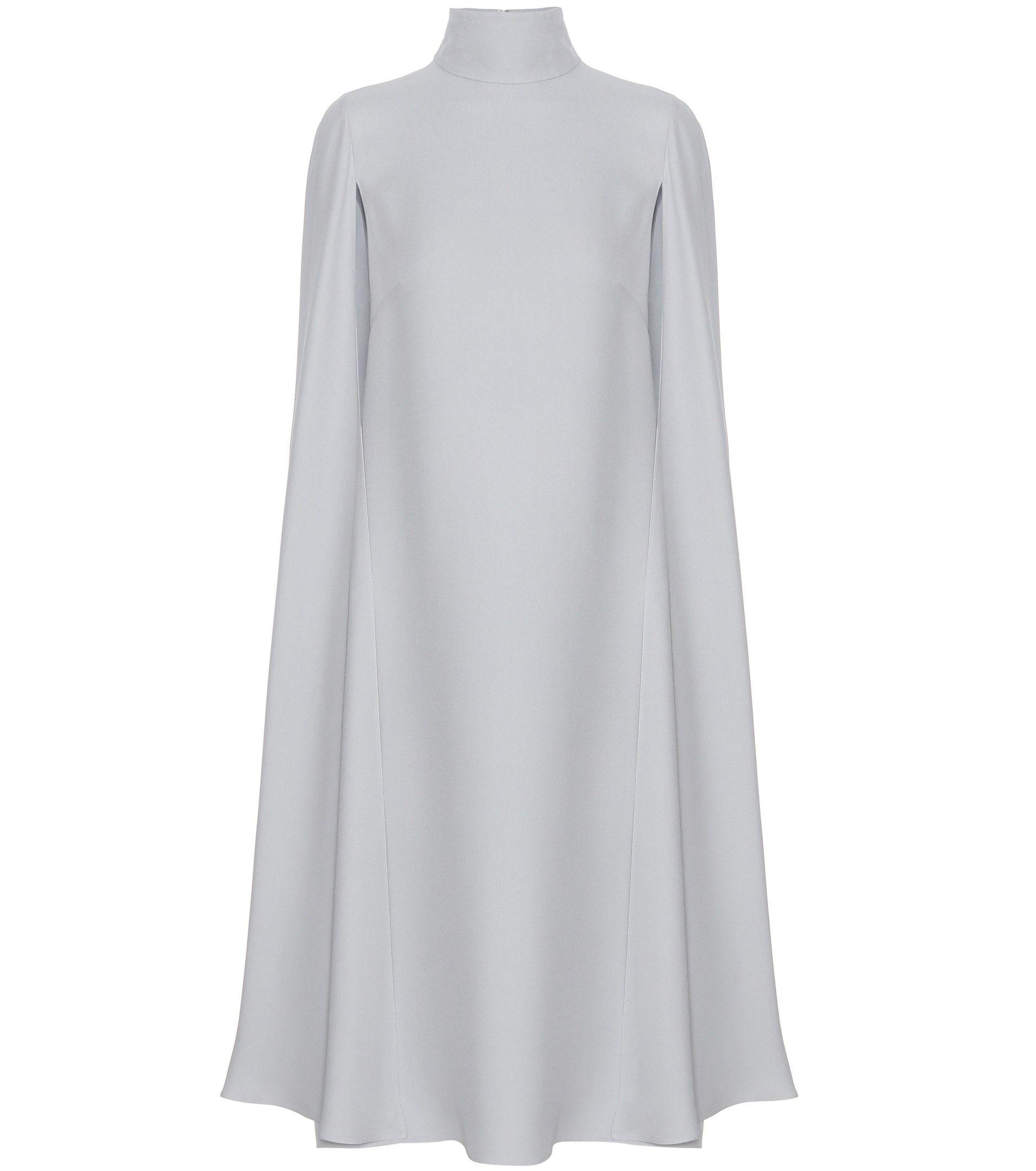 mytheresa.com - Sleeveless silk dress - Dresses - Clothing - Luxury Fashion for Women / Designer clothing, shoes, bags