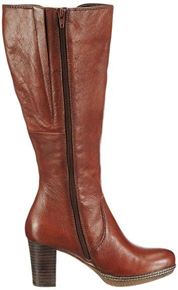 sale retailer 2c985 55665 Gabor Shoes Comfort 72.877.25, Damen Stiefel, Braun (sattel ...