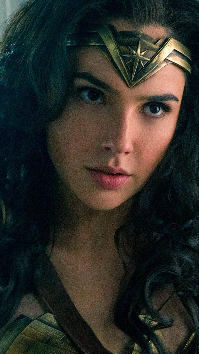 Galgadot Wonderwoman Hero Illustration Art Iphone Wallpapers
