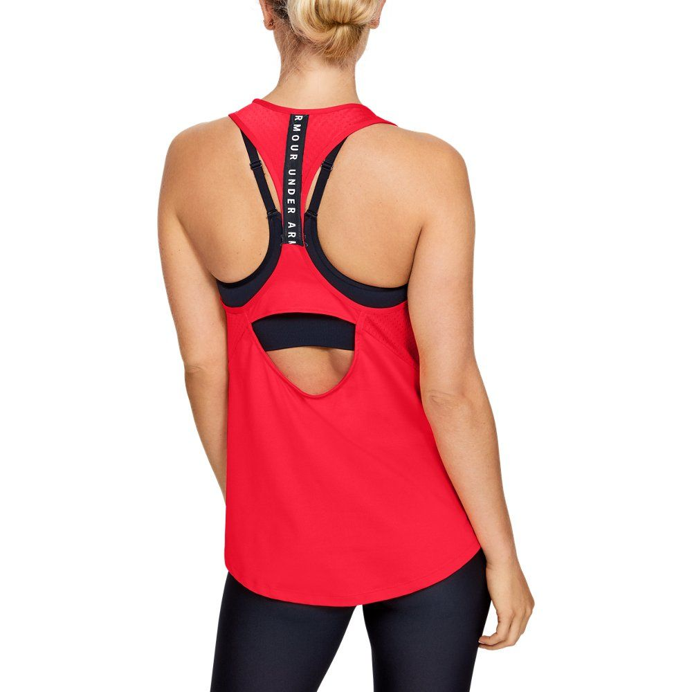Armour Sport WM Tape Tank in 2020 Athletic tank tops