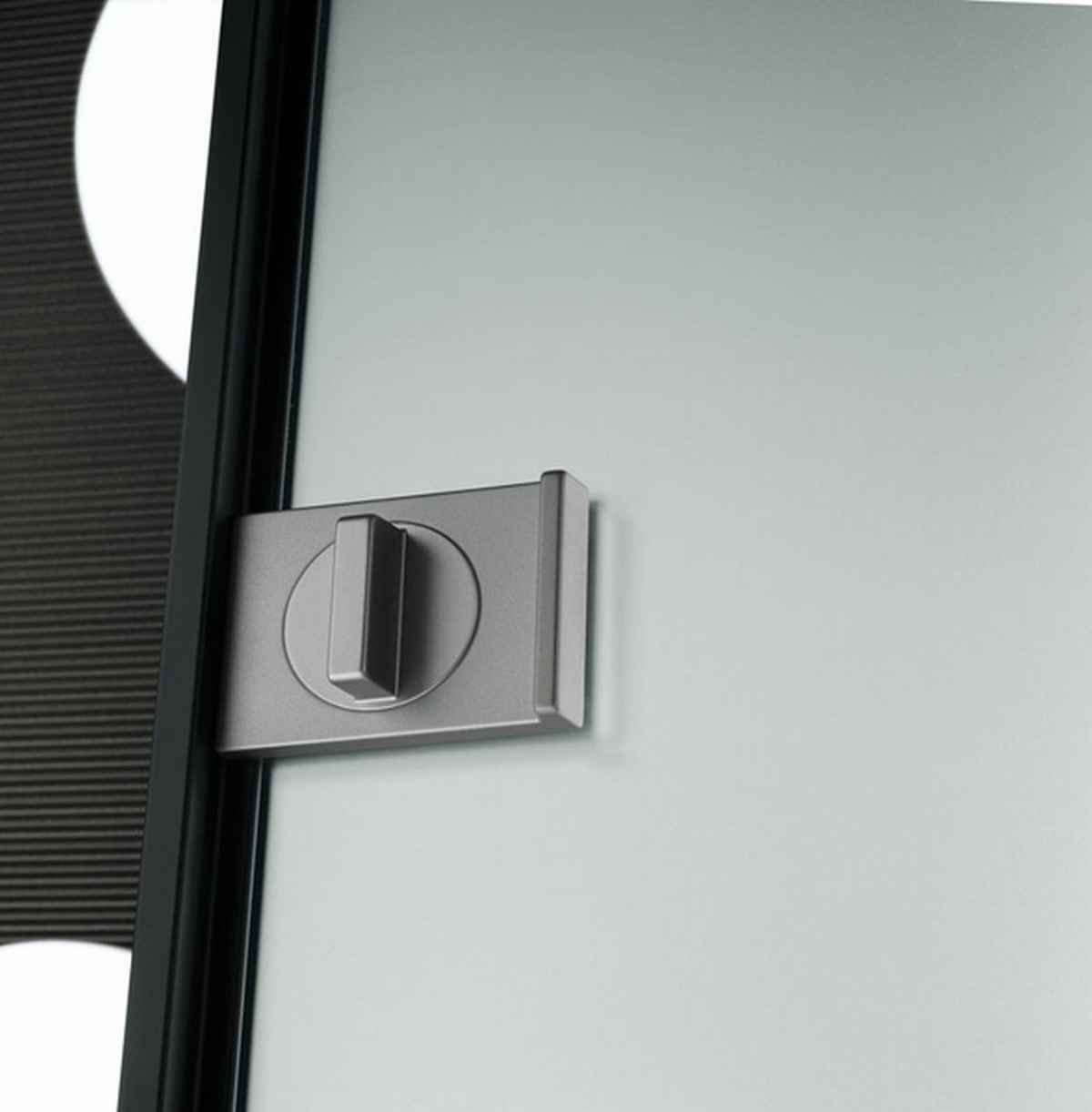 Frameless Glass Sliding Door Locks