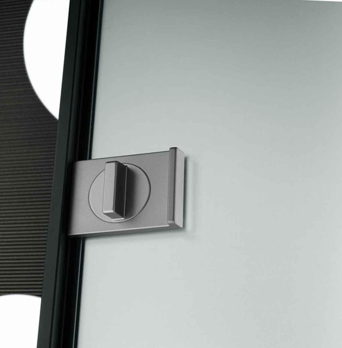 Frameless Glass Sliding Door Locks