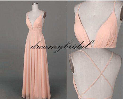 f5e9ab1a701 Spaghetti Straps Prom Dresses