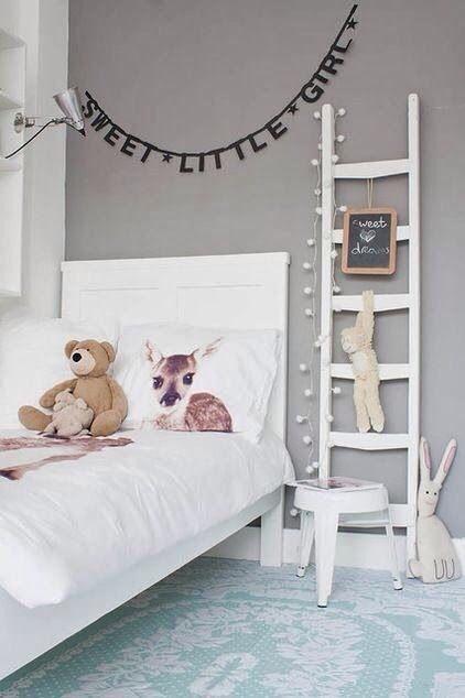 kinder slaapkamer | noa's grote meiden kamer | pinterest | inspiration, Deco ideeën