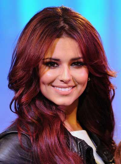 color Cheryl Cole